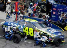 Jimmie Johnson's Number 48