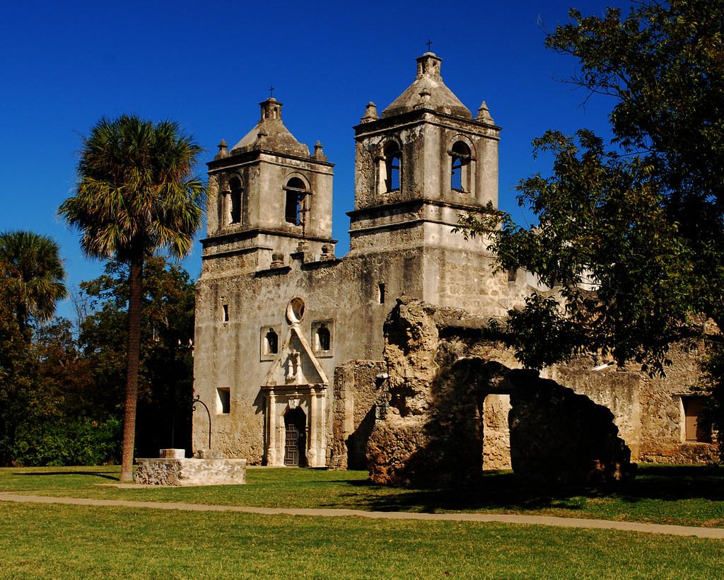 San Antonio Missions Mitchell Lewis