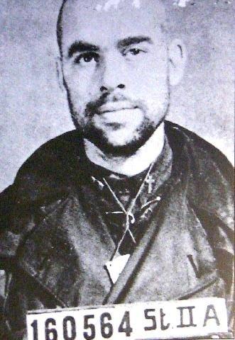 Chaplain Sampson POW