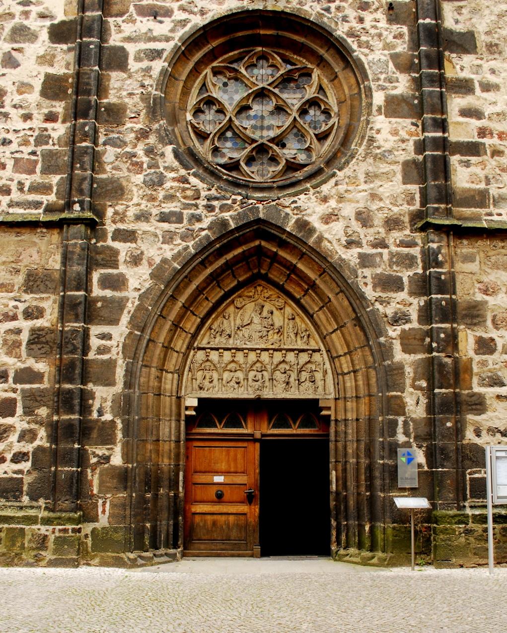 Wittenberg Door & Wittenberg Door u2013 Mitchell Lewis