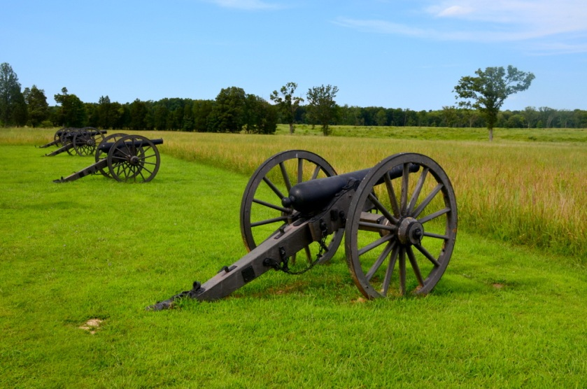Manassas National Battlefield, Near Brawner Farm