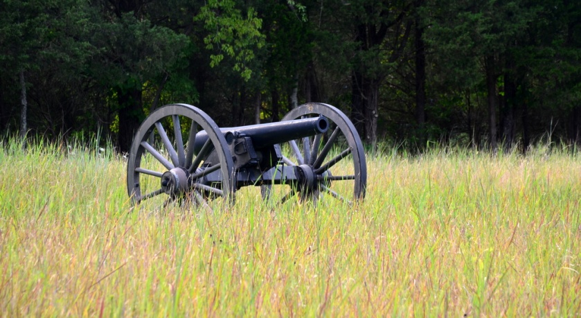 Manassas National Battlefield, Near Brawner Farm